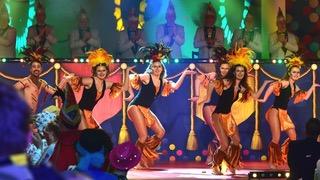Tanzgruppe REMIx bei Nordhessen feiert Karneval